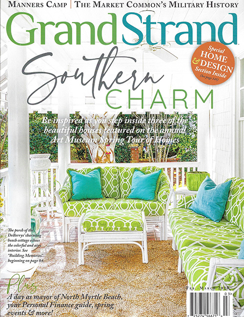 Grand Strand Magazine 2020